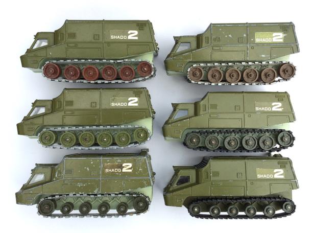 353 Wheel variations
