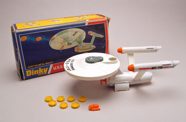 Enterprise 2 – Dinky Toys: TV Shows, Space and Specials