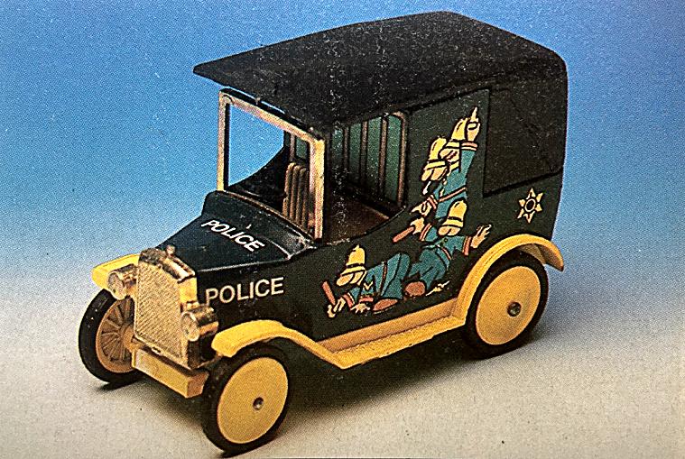 Police MC JJ 89 2