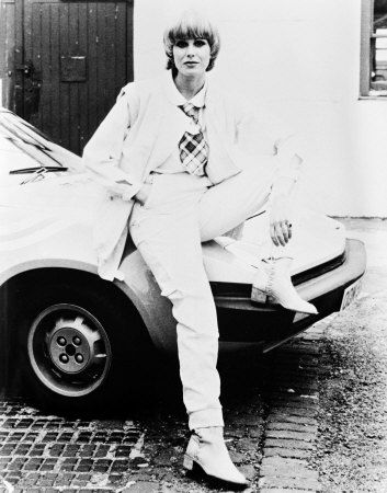 Lumley and poss TR7.jpg